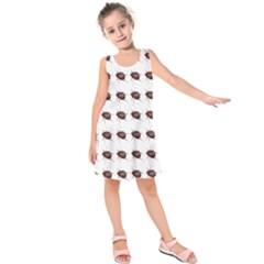 Insect Pattern Kids  Sleeveless Dress