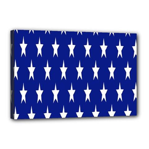 Starry Header Canvas 18  x 12