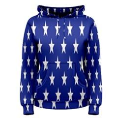 Starry Header Women s Pullover Hoodie