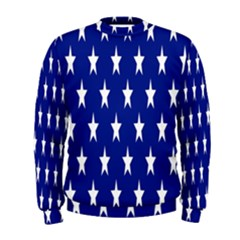 Starry Header Men s Sweatshirt