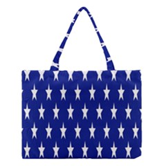 Starry Header Medium Tote Bag