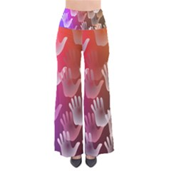 Clipart Hands Background Pattern Pants