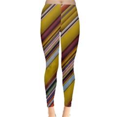 Colourful Lines Leggings