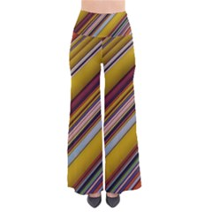 Colourful Lines Pants