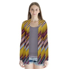 Colourful Lines Cardigans