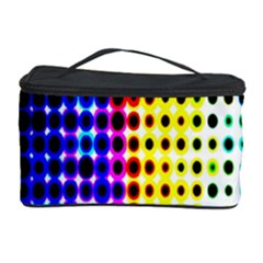 A Creative Colorful Background Cosmetic Storage Case