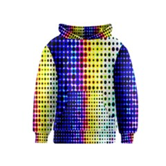 A Creative Colorful Background Kids  Pullover Hoodie