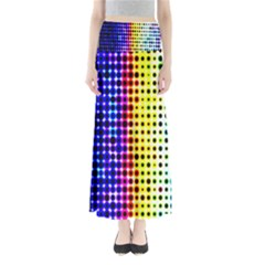 A Creative Colorful Background Maxi Skirts