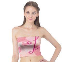 Life Typogrphic Tube Top