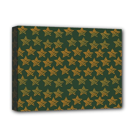 Stars Pattern Background Deluxe Canvas 16  X 12