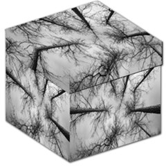 Trees Without Leaves Storage Stool 12