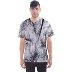Trees Without Leaves Men s Sport Mesh Tee