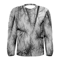 Trees Without Leaves Men s Long Sleeve Tee