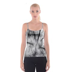 Trees Without Leaves Spaghetti Strap Top
