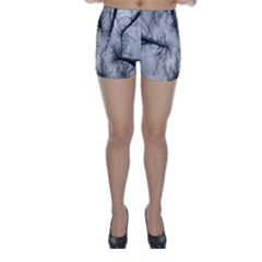 Trees Without Leaves Skinny Shorts