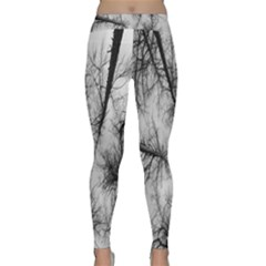 Trees Without Leaves Classic Yoga Leggings