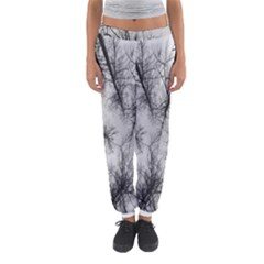 Trees Without Leaves Women s Jogger Sweatpants