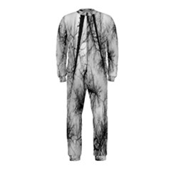 Trees Without Leaves Onepiece Jumpsuit (kids)