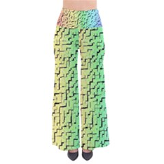 A Creative Colorful Background Pants