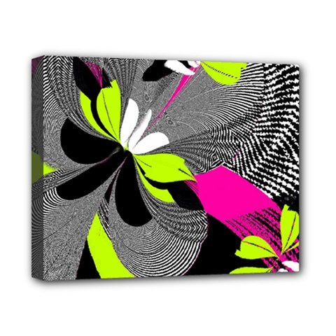 Abstract Illustration Nameless Fantasy Canvas 10  X 8