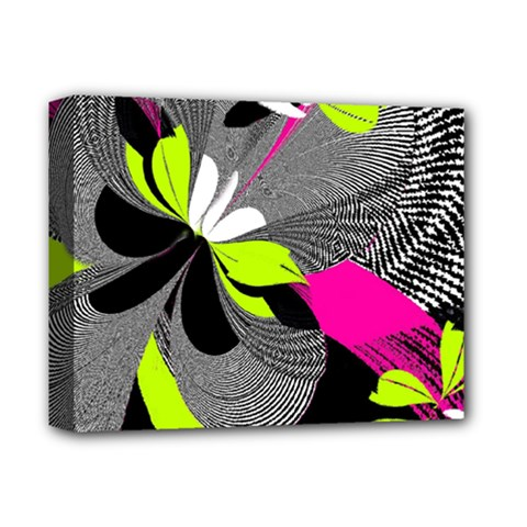 Abstract Illustration Nameless Fantasy Deluxe Canvas 14  x 11