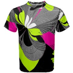 Abstract Illustration Nameless Fantasy Men s Cotton Tee