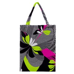 Abstract Illustration Nameless Fantasy Classic Tote Bag