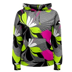 Abstract Illustration Nameless Fantasy Women s Pullover Hoodie