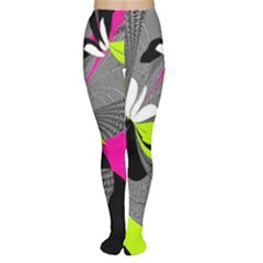 Abstract Illustration Nameless Fantasy Women s Tights