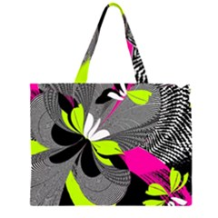Abstract Illustration Nameless Fantasy Large Tote Bag