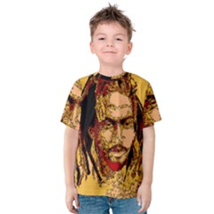 Bunnylinear Kids  Cotton Tee