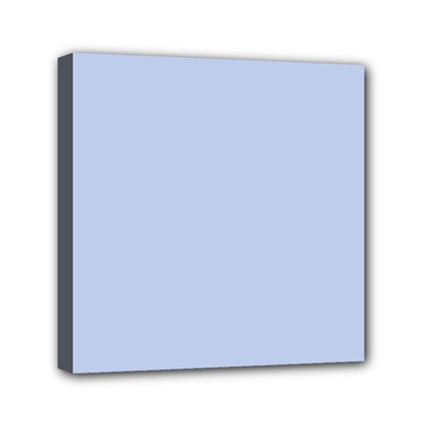 Solid Alice Blue in an English Country Garden Wedding Mini Canvas 6  x 6