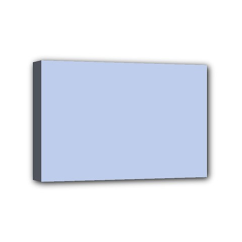 Solid Alice Blue in an English Country Garden Wedding Mini Canvas 6  x 4