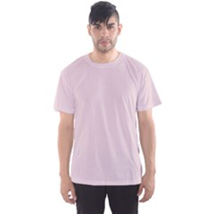 Solid Alice Pink in an English Country Garden Men s Sport Mesh Tee