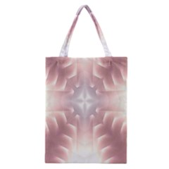 Neonite Abstract Pattern Neon Glow Background Classic Tote Bag