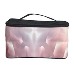 Neonite Abstract Pattern Neon Glow Background Cosmetic Storage Case