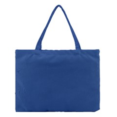 Delphinium Blue in an English Country Garden Medium Tote Bag