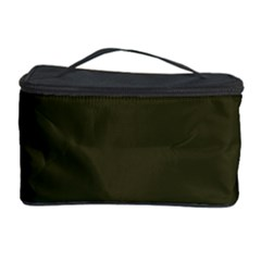 Garden Boot Green in an English Country Garden Cosmetic Storage Case