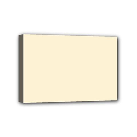 Gardenia Cream in an English Country Garden Mini Canvas 6  x 4