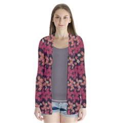 Floral Seamless Pattern Vector Cardigans