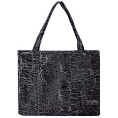 Old Black Background Mini Tote Bag