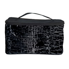 Old Black Background Cosmetic Storage Case