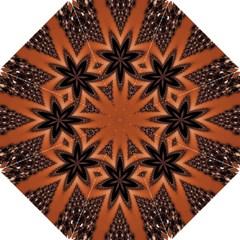 Digital Kaleidoskop Computer Graphic Hook Handle Umbrellas (Small)