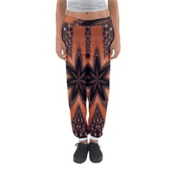 Digital Kaleidoskop Computer Graphic Women s Jogger Sweatpants