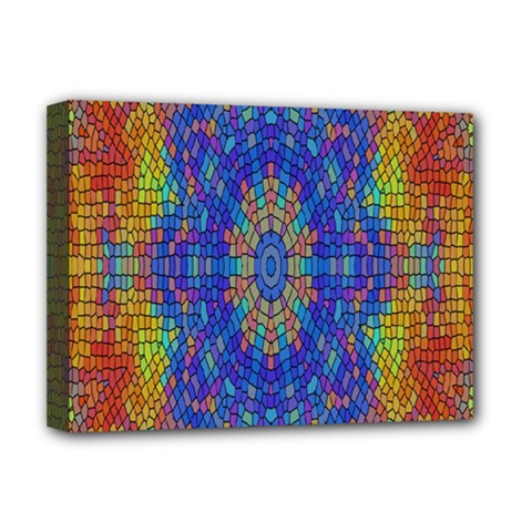A Creative Colorful Backgroun Deluxe Canvas 16  x 12