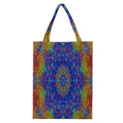A Creative Colorful Backgroun Classic Tote Bag
