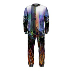 Downtown Chicago City OnePiece Jumpsuit (Kids)