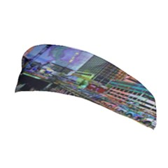 Downtown Chicago City Stretchable Headband