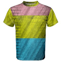 Brickwall Men s Cotton Tee