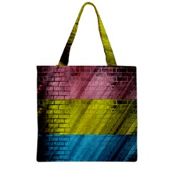 Brickwall Grocery Tote Bag